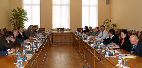 На 2 април се проведе среща на АБА с министъра на транспорта, информационните технологии и съобщенията Кристиан Кръстев.