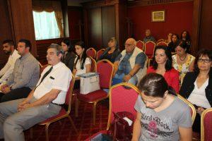 """На 15 септември 2015 г., в Гранд хотел София, Главна дирекция """"Гражданска въздухоплавателна администрация"""", проведе информационен ден по проект:"""